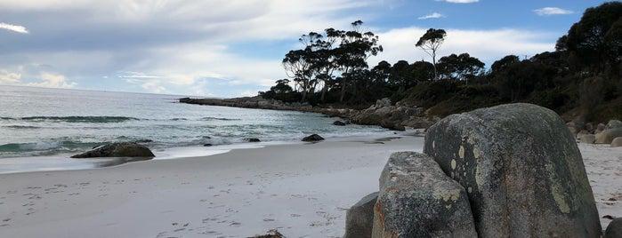 Binnalong Bay is one of Tasmania.