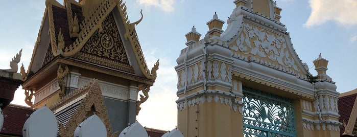 Silver Pagoda is one of cose da fare in cambogia.