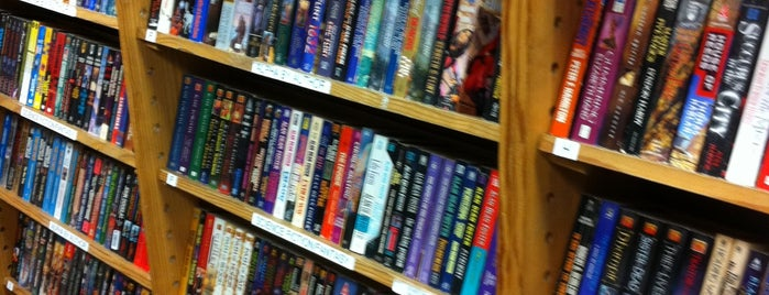 Half Price Books is one of Entertainment/Places.