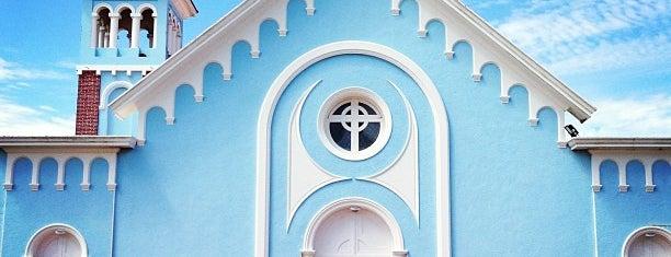 Parroquia Nuestra Señora de la Candelaria is one of Tempat yang Disukai jordi.