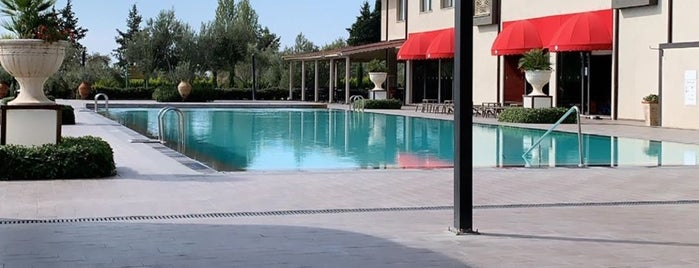 Ramada Resort Kazdağları Thermal & Spa is one of Orte, die Çağla gefallen.