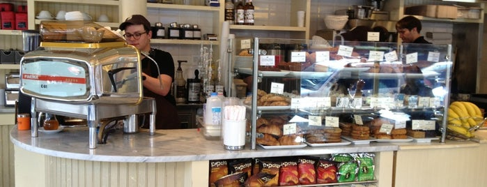 South End Buttery is one of Healthy Boston.