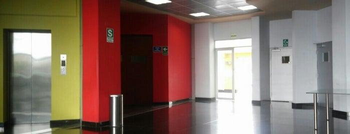 CIELO (Centro de Innovación y Emprendimiento de Los Olivos) is one of Lugares favoritos de Lizeth.