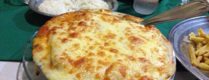 Eusepio Pizzaria e Restaurante is one of 1001 - Lugares para Conhecer Antes de Morrer.