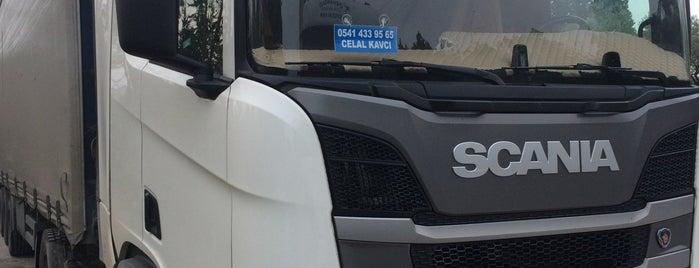 Scania - Doğuş Otomotiv is one of Locais salvos de Tughan.
