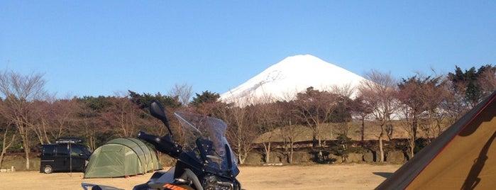 やまぼうしオートキャンプ場 is one of キャンプ場.