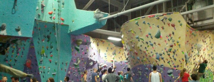 Brooklyn Boulders is one of The New Yorkers: Extracurriculars.