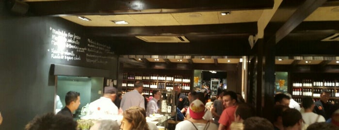 La Flauta is one of BCN Tapas & Paella.