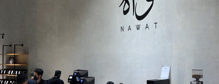Nawat Speciality Coffee is one of Tempat yang Disimpan Queen.