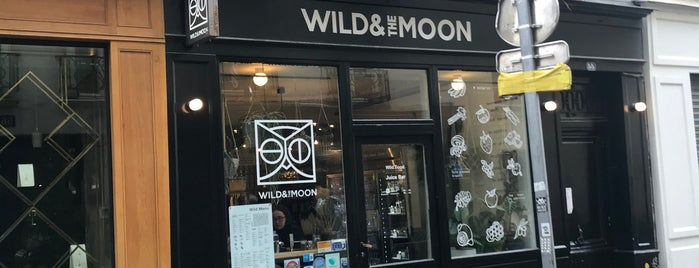 Wild & the Moon is one of Vegan.
