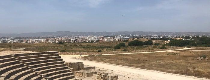 Ancient Odeon is one of Lugares favoritos de Nina.