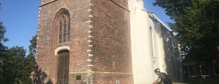 Kerk Zunderdorp is one of Amsterdam.