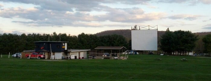 Point 3 Drive-In Theatre is one of Danville or bust..