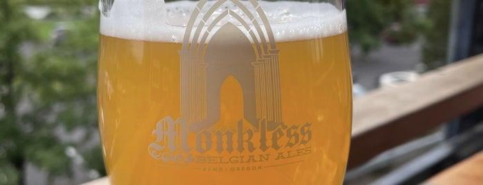 Monkless Belgian Ales is one of Northwestern Breweries.
