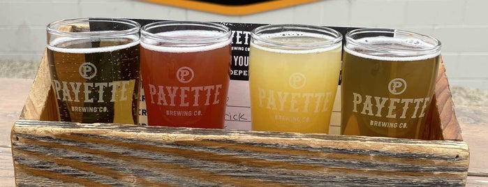 Payette Brewing Co is one of Boise Family Trip.