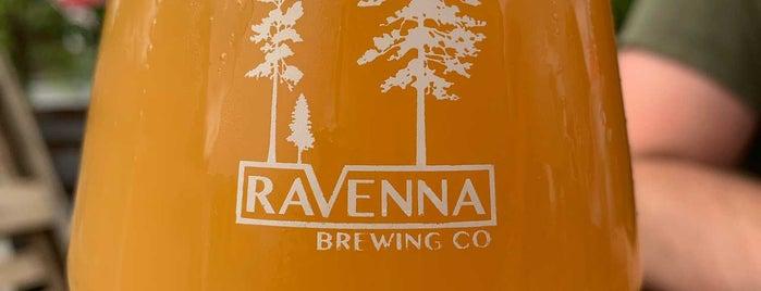 Ravenna Brewing Company is one of Daniel 님이 좋아한 장소.