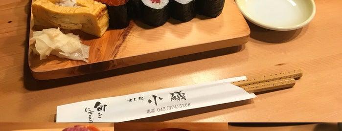小礒 is one of 行った(未評価).