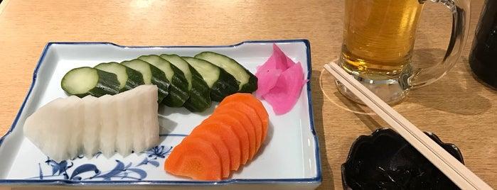日本そば 本味楽 is one of まあまあスポット.