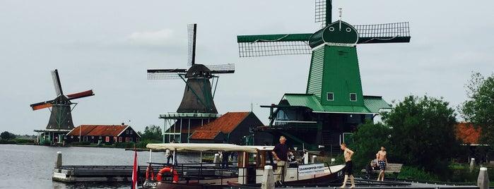 Zaanse Schans is one of x2017 Amsterdam.