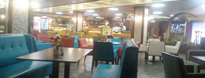Safran Cafe is one of Trabzon.