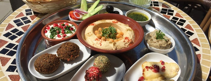 SHUK mezze & bar is one of Locais curtidos por Katerina.