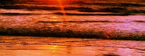 Praia de Capão da Canoa is one of Luís Antônio : понравившиеся места.