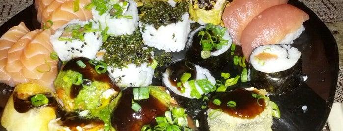 Sushi Deli is one of VAMOS LA.....