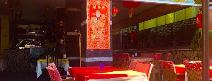 Rositas Dragon House Chinese Restaurant is one of Esra : понравившиеся места.