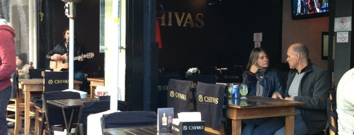 Chivas Chivalry Club is one of Posti salvati di Fabio.