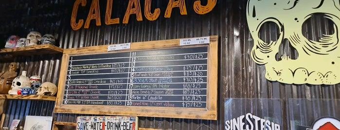 Taberna Calacas is one of Beers.