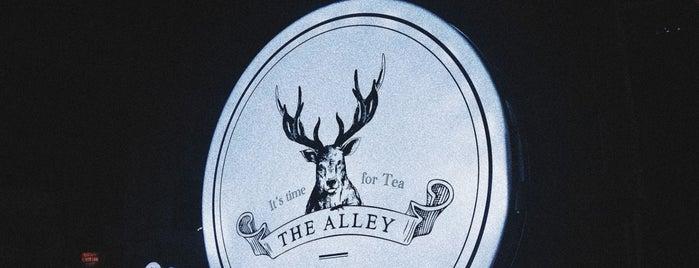 The Alley 鹿角巷 is one of Posti che sono piaciuti a Jacky.