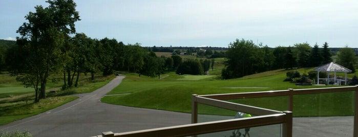 Tangle Creek Golf Club is one of Tempat yang Disukai Martin.