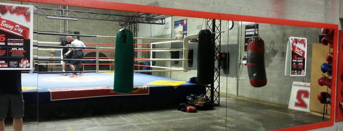 Club de Boxe de d'Est is one of Martin 님이 좋아한 장소.