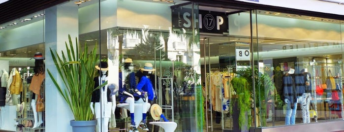 Le Shop 17 is one of Cannes.