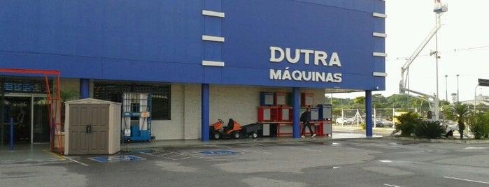 Dutra Máquinas is one of Locais curtidos por Marina.