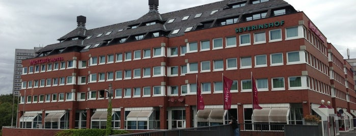 Mercure Hotel Severinshof Köln City is one of Hotel & BB.