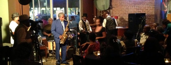 Rasselas Jazz Club is one of Date night.