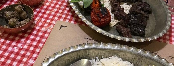رستوران چلوشيش is one of Lieux sauvegardés par Travelsbymary.