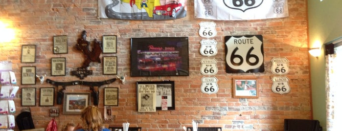 Angels on the Route is one of Route 66 Roadtrip.