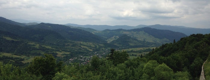 Ужанський національний природний парк is one of UNESCO World Heritage Sites in Eastern Europe.