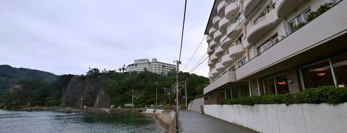 下田東急ホテル is one of Shimoda.