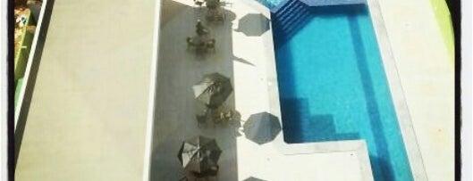 Quality Hotel Petrolina is one of Locais curtidos por Luciano.