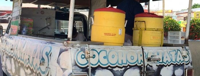 Cocohorchatas is one of Mazatlan.