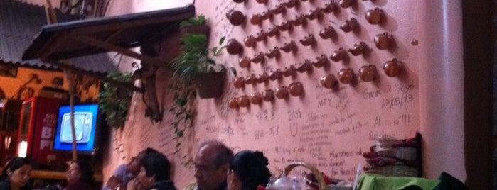 """Restaurante """"El Tío Yeyo"""" is one of Xalapa."""