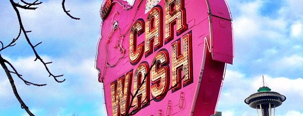 Elephant Car Wash is one of Seattle.