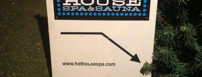 Hothouse Spa & Sauna is one of Lugares favoritos de Nakki.