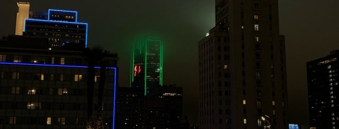 The Statler is one of Dallas FW Metroplex.