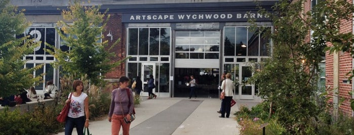 Wychwood Barns is one of Nuit Blanche 2011: Plan of attack.