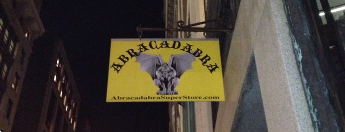 Abracadabra NYC is one of Stylists Guide to NYC.
