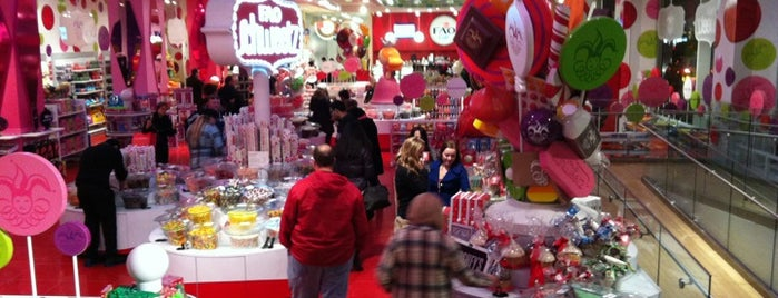 FAO Schwarz is one of NY.